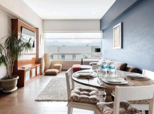 Hotel bilder: Parque Sur Beautiful apartment 2parking/2BR/2BA
