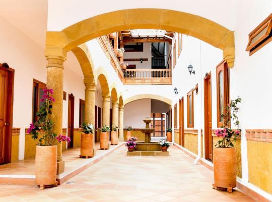 Hotel bilder: Hospederia Villa de los Sáenz