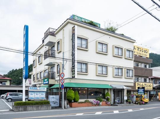 Фотографии гостиницы: Kawaguchiko Station Inn