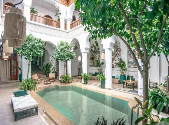 Hotel bilder: Riad Palais Calipau