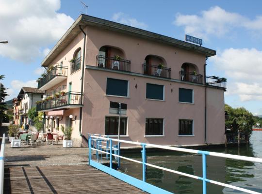 Hotel bilder: Albergo Ristorante Punta Dell'Est