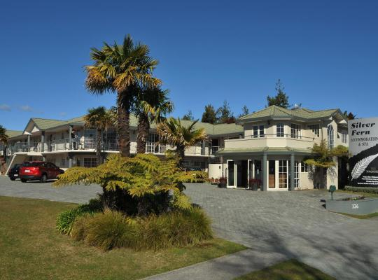 Photos de l'hôtel: Silver Fern Rotorua - Accommodation & Spa
