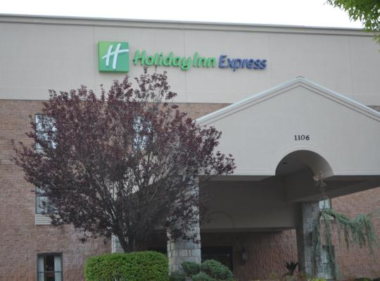 Hotel Valokuvat: Holiday Inn Express Hotel & Suites West Point-Fort Montgomery