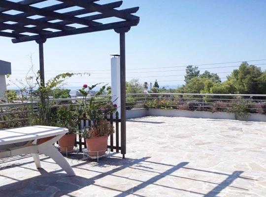Képek: *Fantastic villa, a 15 min walk from the beach!*