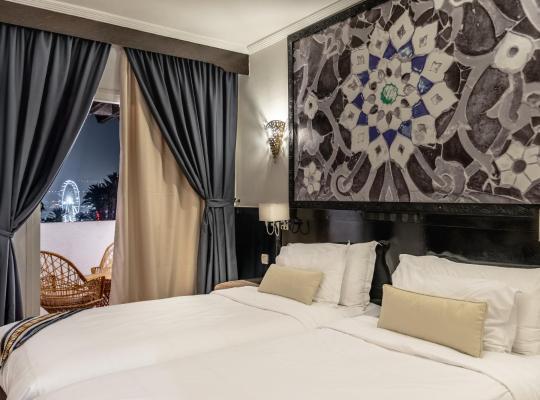 Hotel foto: Odyssee Park hotel