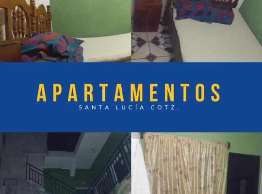 Hotel foto: apartamentos RyM