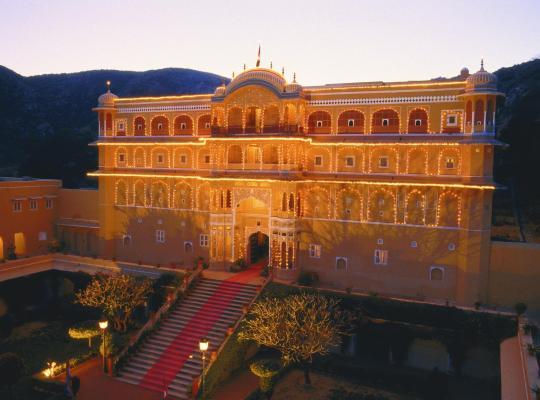 Hotel fotografií: Samode Palace