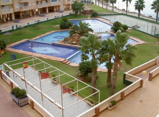 Fotos de Hotel: Apartamentos Turísticos Puerto Tomás Maestre