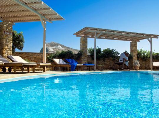 תמונות מלון: Kallisti Hotel