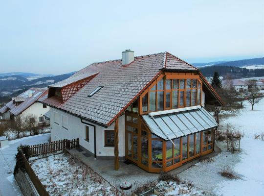 Hotelfotos: Wohnen mit Panoramablick