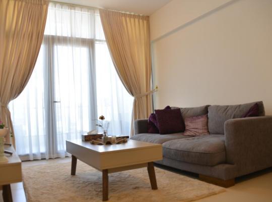 Fotos do Hotel: Luxury apartment,Muscat hills