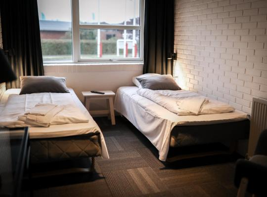 Fotos do Hotel: Dolphin Hotel Herning