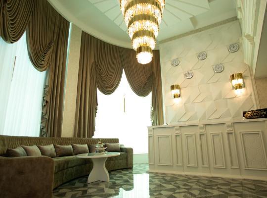 Фотографії готелю: Boyuk Ashirim Hotel