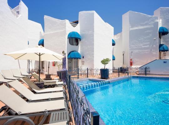 Otel fotoğrafları: Playaflor Chill Out Resort a 50 mtrs de la playa