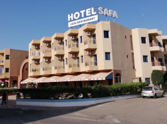 Хотел снимки: Hotel Safa