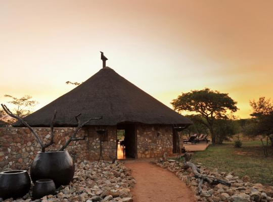 ホテルの写真: Kwafubesi Tented Safari Camp