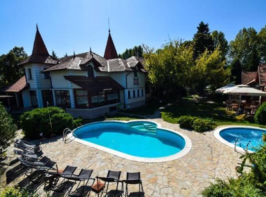 Хотел снимки: Garni Hotel Vila Milord Resort