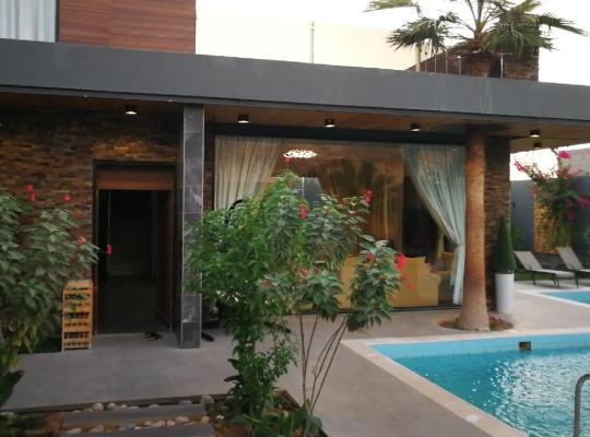 Otel fotoğrafları: Ramonda chalet