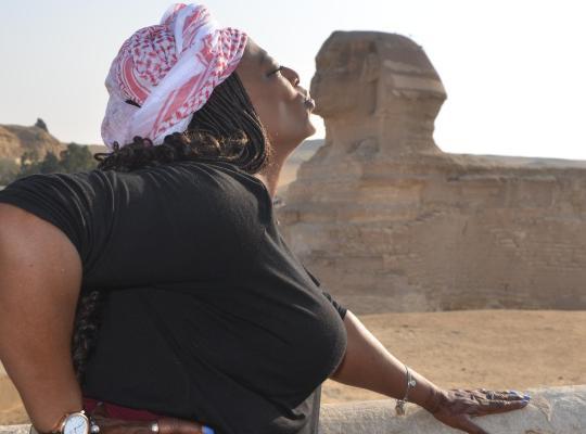 Hotelfotos: pyramid Giza city inn