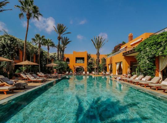 ホテルの写真: Tikida Golf Palace - Relais & Châteaux