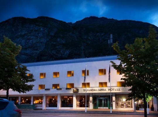 Hotel fotografií: Sunndalsøra Hotel