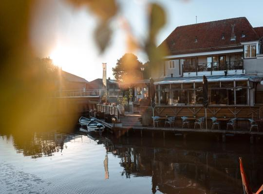 Fotos do Hotel: Hotel Restaurant De Stadsherberg