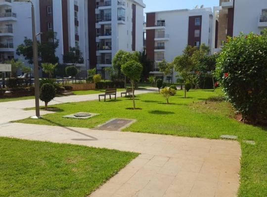 Fotos do Hotel: very nice apartment 165 m2 swimming pool, greenery in secured compound, for families only, singles not allowed, celibataires s'abstenir