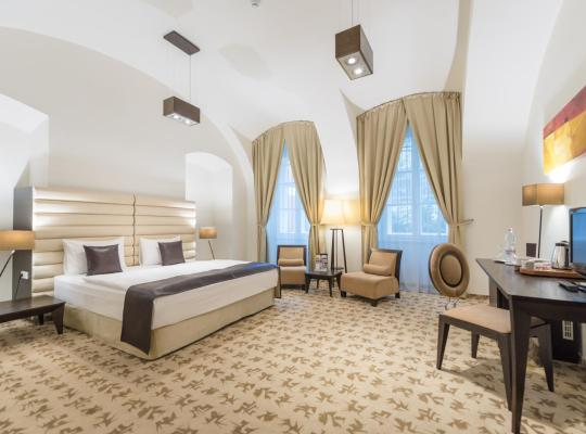 Foto dell'hotel: Buda Castle Fashion Hotel Budapest