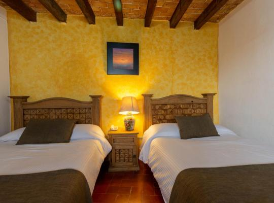 Φωτογραφίες του ξενοδοχείου: Hotel Casa Sangre de Cristo