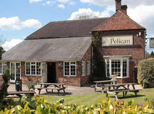 Фотографии гостиницы: The Pelican Inn