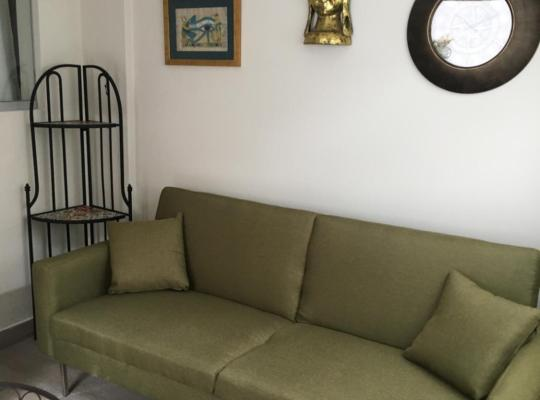 Hotelfotos: Miraflores 2 bedroom each w bath in the best area next to LARCOMAR FOR 5