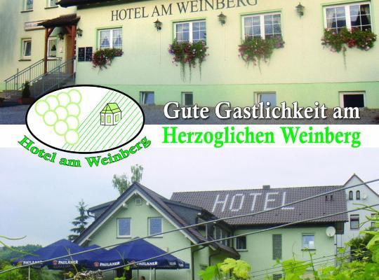 Hotel foto 's: Hotel am Weinberg