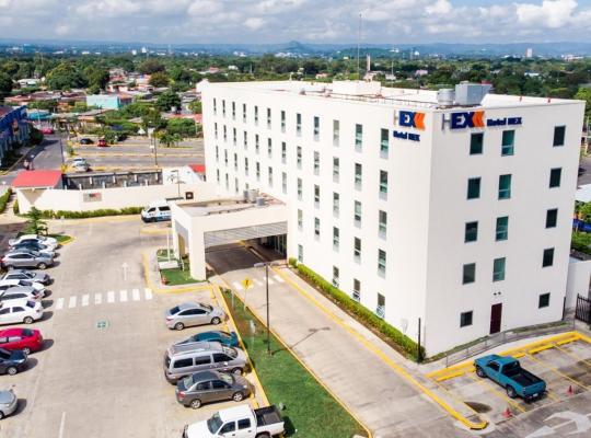 Φωτογραφίες του ξενοδοχείου: Hotel Hex