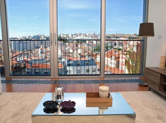 Otel fotoğrafları: Santa Catarina Luxury Apartments by linc