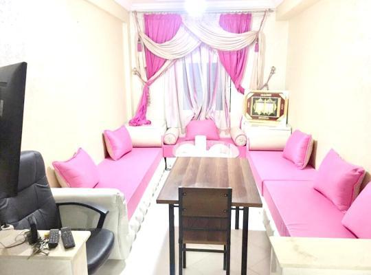 Hotel bilder: Apartment Lotissement Al Omrane Imzouren