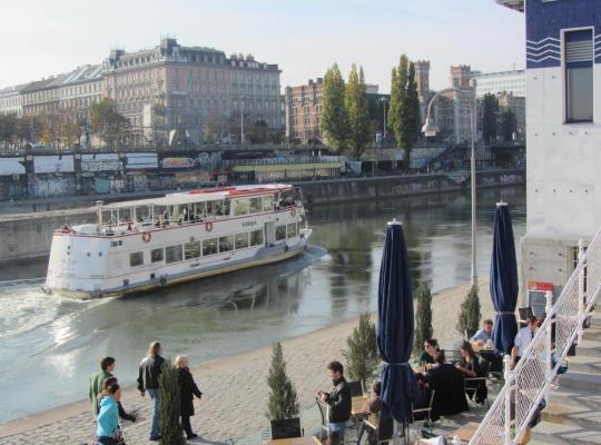 ホテルの写真: Wohnen im Herzen von Wien at the Waterfront