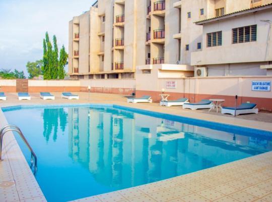 Hotelfotos: Nifur Hôtel Bohicon