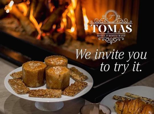 รูปภาพจากโรงแรม: Bujtina Tomas & Restaurant