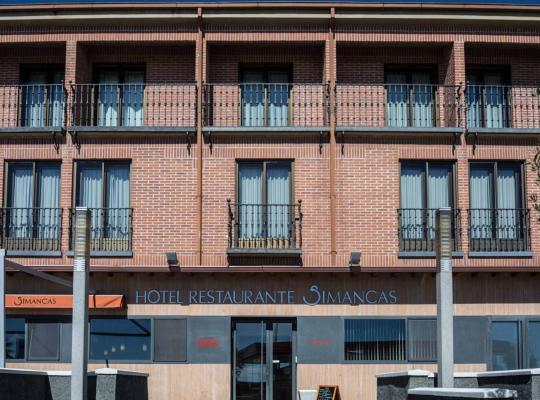 酒店照片: Hotel Simancas