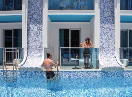 ホテルの写真: Ocean Blue High Class Hotel & SPA
