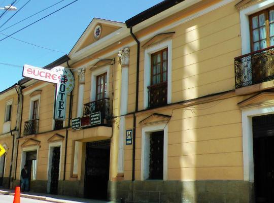 Zdjęcia obiektu: Gran Sucre Hotel
