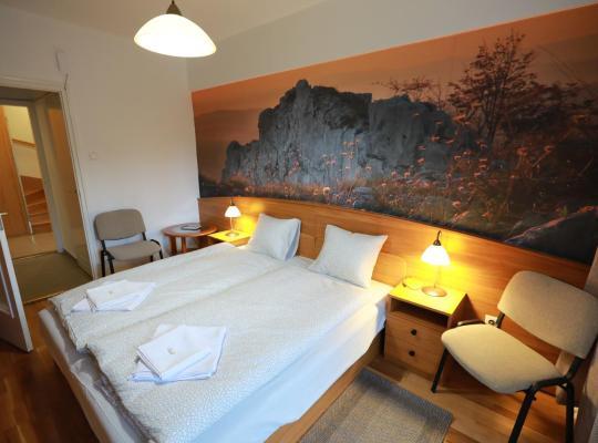 Fotos de Hotel: Geopark Panzió