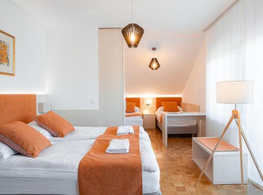 Hotel Valokuvat: Guesthouse VOVKO Otočec