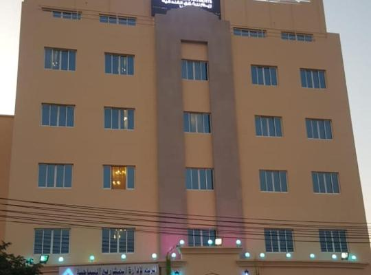 Fotos do Hotel: Reem Hotel Apartments