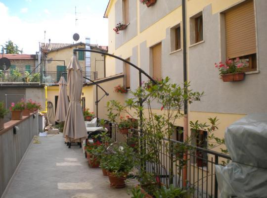 Ảnh khách sạn: Albergo Ristorante Pizzeria La Bocca di Bacco