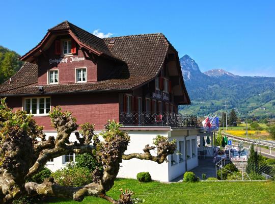 Фотографии гостиницы: Landgasthof Zollhaus