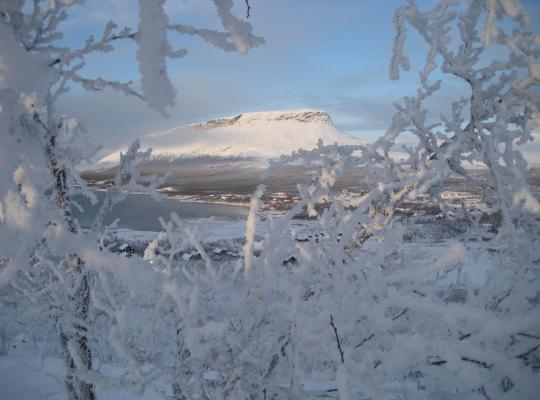 Hotel fotografií: Lapland Hotels Kilpis