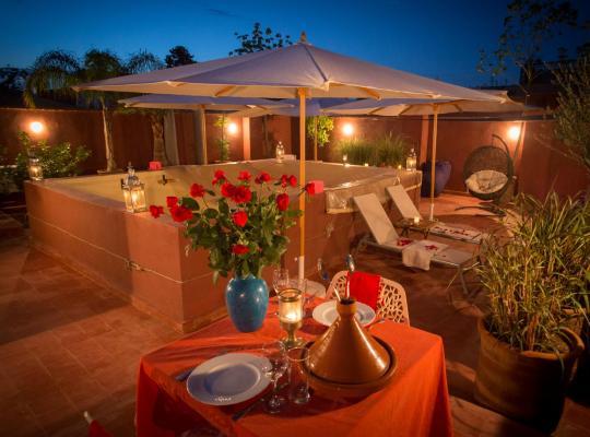 Хотел снимки: Riad Rose Du Desert