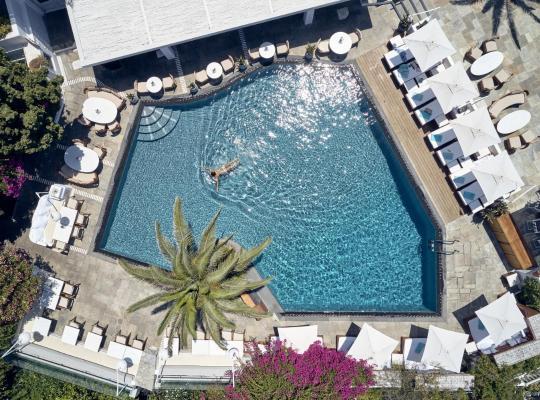 酒店照片: Belvedere Mykonos - Main Hotel