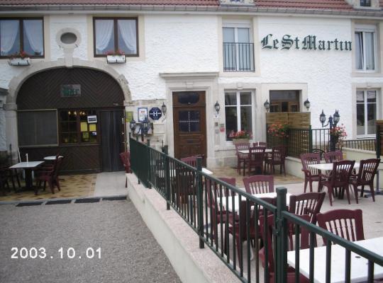 Hotellet fotos: Hotel Saint Martin